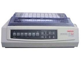 OKI, Microline, 390T, Dot, Matrix, 80, Column, Printer,