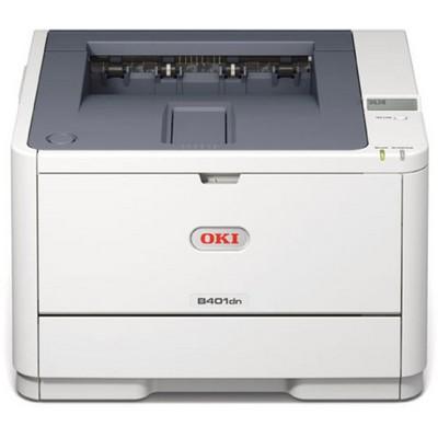 OKI, B401dn, A4, Mono, LED, Laser, Printer, 29ppm,
