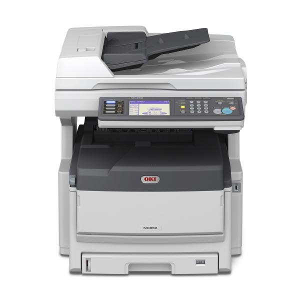 Oki, MC852DN, A3, Colour, MFP, 22, -, 34ppm, (A4, SPD), Network, Duplex,