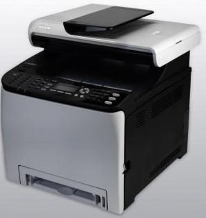 Ricoh, SPC250SF, A4, Colour, Laser, Printer, MFP,