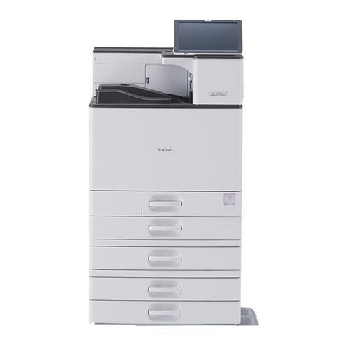 Ricoh, AFICIO, SP, C840DN, 45PPM, A3, Colour, Laser, Printer,
