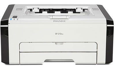 Ricoh, SP213NW, 22PPM, WiFi, A4, Mono, Laser, Printer,