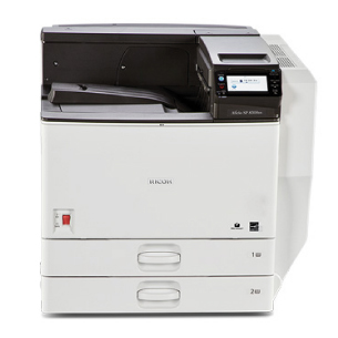 Ricoh, SP8300DN, A3, Mono, 50PPM, Duplex, Laser, Printer,
