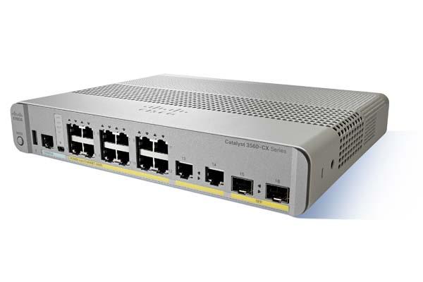 Cisco, Catalyst, 3560-CX,