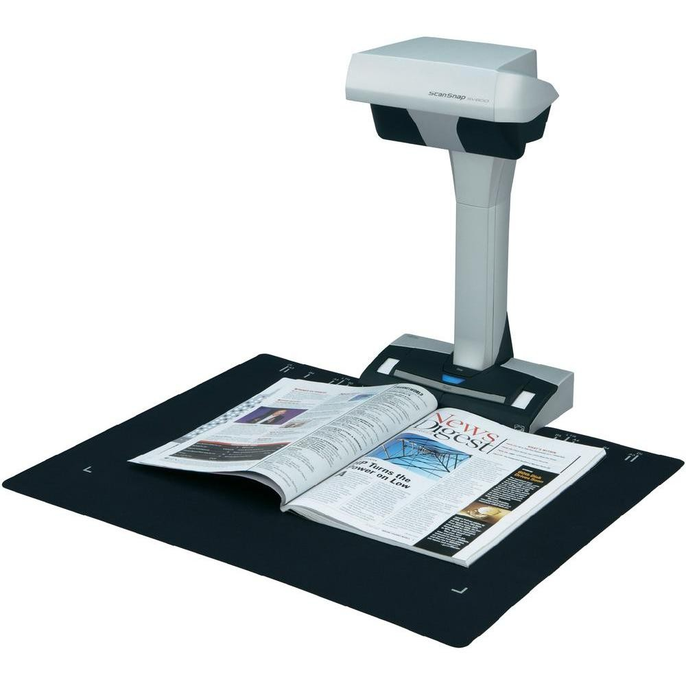 Fujitsu, SV600, A3, Overhead, Scanner,