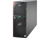 Fujitsu, TX2550, M4, XEON, Silver, 4110, 16GB, 3.5, drive, bays, redundant, power, DVD, Array, Controller, EP420i,