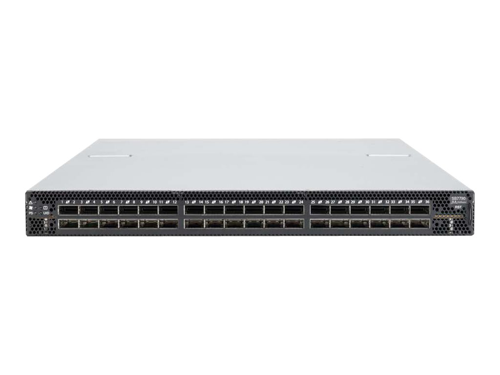 HP, Enterprise, MELLANOX, IB, EDR, 36P, MANAGED, SWITCH,