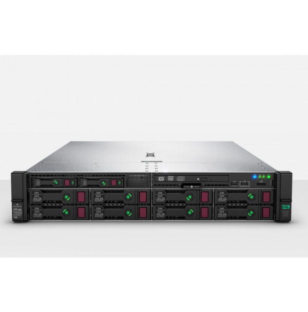 Rack Mounted/HP Enterprise: HPE, DL380, Gen10, with, 3106, 8, core, Processor, 16GB, RAM, and, 8, LFF, Drive, Bays,
