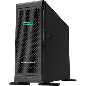 HPE, ML350, G10, Tower, Server, Intel, Xeon, S-4110(1/2), 16GB(1/12), SATA/SAS-2.5, (0/8), P408i-a/2GB, NOCD, 3Years,