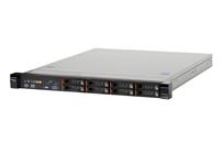 Lenovo, X3250, M6, E3-1240V6, 8GB, 4X2.5, HS, 460W, HS, Server,