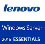Lenovo, Windows, Server, 2016, Essentials, ROK,