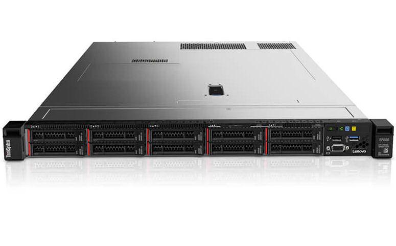 LENOVO, SR630, 1U, SILVER, 4116, 12, Core, (1/2), 16GB(1/24), 2.5, HS(0/8), 750W(1/2), SR530, 3YR,