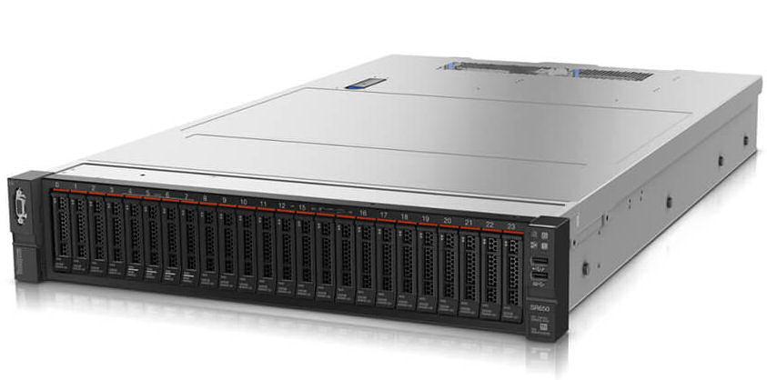 LENOVO, SR650, 2U, SILVER, 4114, 10C, (1/2), 16GB(1/24), 2.5, HS(0/8), 750W(1/2), SR930, 3YR,