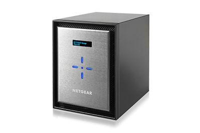 Netgear, Readynas, 626X, -, Desktop, Network, Storage, 10GBASE-T, 6, X, 6, TB, Enterprise,