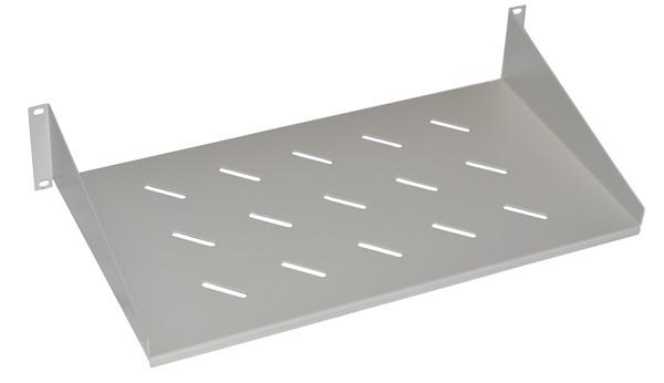 2RU, cantilever, shelf, 250mm, deep,