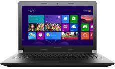 Lenovo, Notebook, B5030, CTO, 15.6, (1366x768), Celeron, N2840, 4GB, RAM, 500GB, HDD, DVDRW,