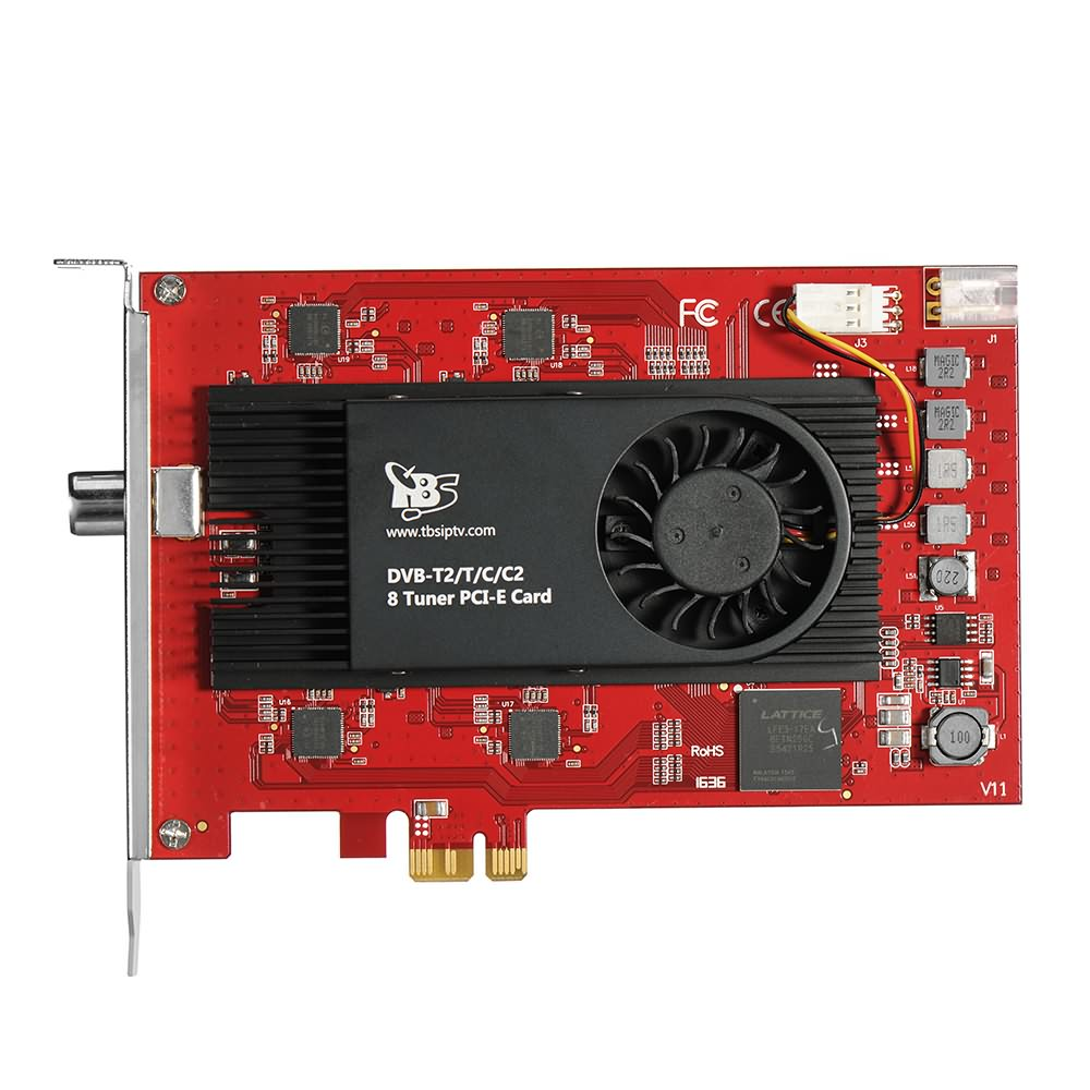 DVB-T2/C2/T/C/ISDB-T, OctaTV, Tuner,