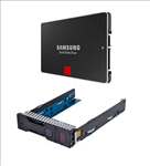2.5, Drive, Caddy, Suit, Proliant, Gen, 10, Server, with, Samsung, 4TB, SSD, EVO, 860, Pro,