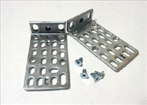 Generic, L, shaped, mount, for, mounting, equipment, into, 19, rack,