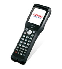 Denso, BHT-604BW, WiFi, TERMINAL, 16MB,