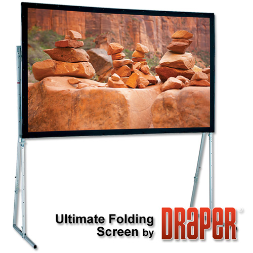 Draper, XT1000V, Ultimate, Folding, Screen, -, 183, 16:9, 2290X4040mm, Front, Projection,