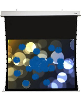 Elite, 106, Motorised, 16:9, Projector, Screen, With, Long, Leader, Tensioned, Aerie, Tension,