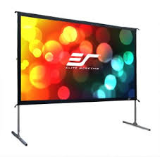 Elite, Yardmaster2, 120, 16:9, Outdoor, Rear, Projection, Screen,