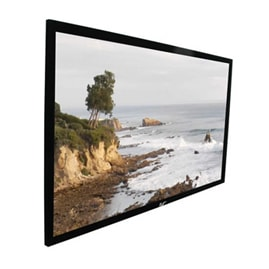 Elite, R138WH1-WIDE, 138, FIXED, FRAME, 2.35:1, Projector, Screen,