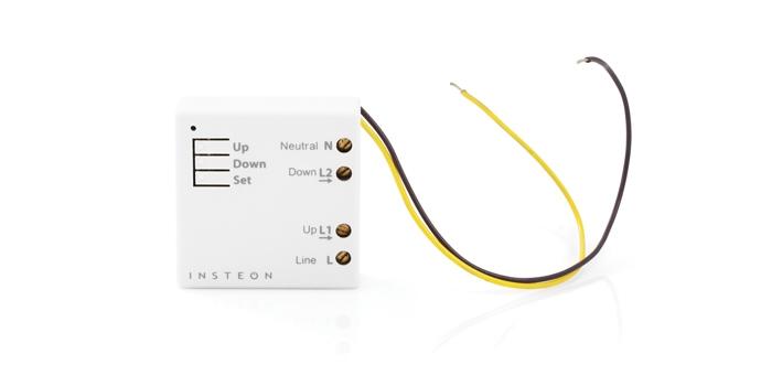INSTEON, Micro, Motor, Controller,