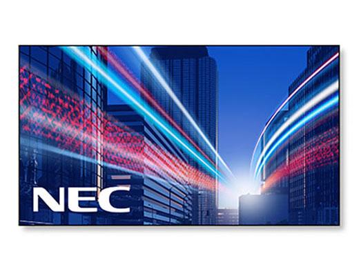 NEC, X555UNV, MultiSync, 55-inch, Large, Format, Display, Panel,