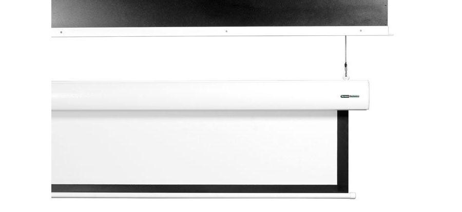 "Screen, Technics, 210"", 16:10, (452, x, 283cm), Lowering, Device, Motorised, Screen,"