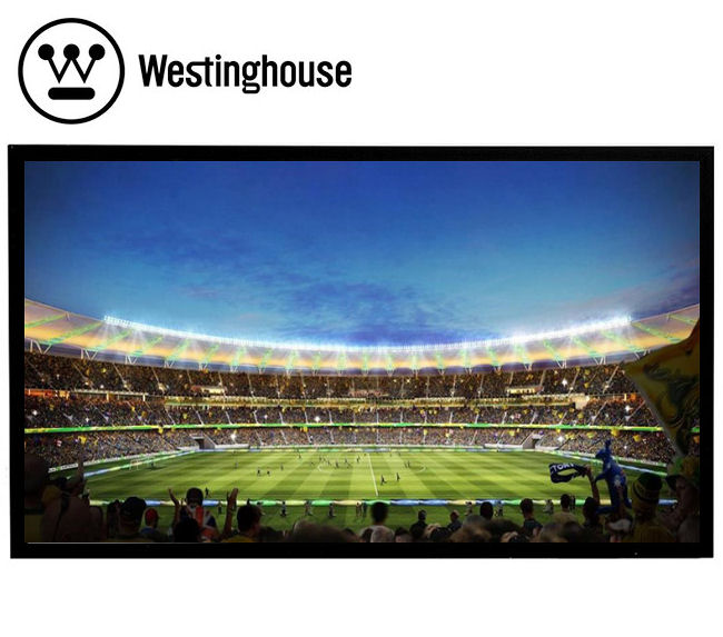 Westinghouse, WHSCR140FIXED, 140, 16:9, Fixed, Frame, Screen,