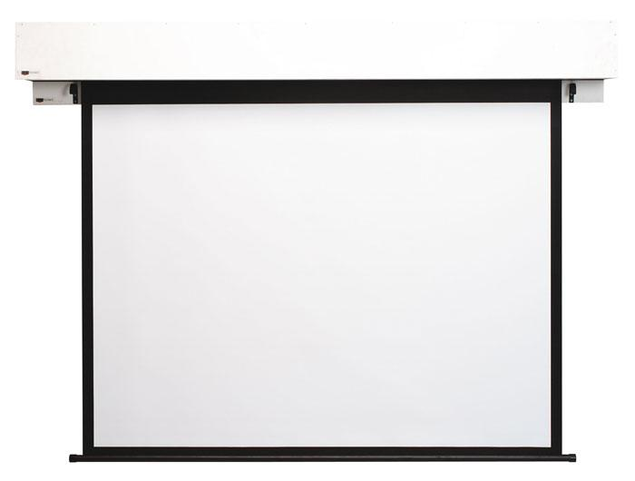 "Screen, Technics, Trapdoor, In-Ceiling, Side, Tensioned, 130"", 4:3, Projector, Screen,"