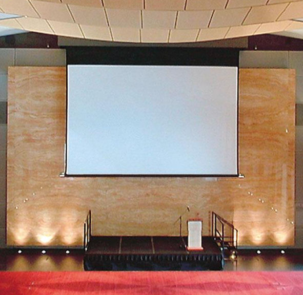 Screen, Technics, Admiral, Large, Electric, 6.5m, Square, Screen,