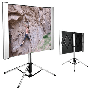 SG, Audio, Visual, AP, Series, 1.8m, wide, Advanced, Portable, Screen, (16:9), -, packs, down, to, around, 1.1m, long.,