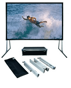 SG, ZF, Series, Easy, Fold, Front, Projection, Screen, 135, 16:10, format, (3mx1.9m),