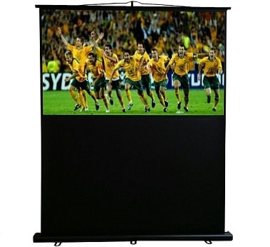 SG, Audio, Visual, X, Series, 1.6m, wide, Pull-up, Portable, Projector, Screen, (16:10),