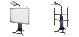 Touchit, Interactive, Whiteboard, Trolley, -, Manual.,