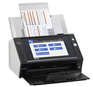 Fujitsu, N7100, A4, 25ppm, Duplex, Network, Scanner,
