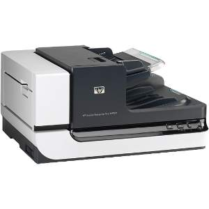 HP, SCANJET, Enterprise, Flow, N9120, A3, ADF, and, Flatbed, Scanner,