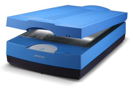Microtek, Bio-6000, A3, Flatbed, Scanner, for, Gel, Images,