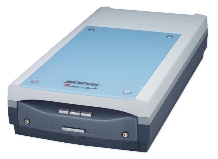 Dental/MicroTek: Microtek, Medi-2200, Plus, Hi-Speed, Dental, Xray, Scanner, /, Digitizer,