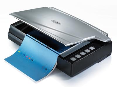 A3 Flatbed/Plustek: PLUSTEK, Optibook, A300, A3, Scanner,