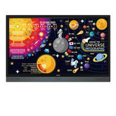BenQ, RP6501K, 65, 16:9, 3840, x, 2160, 20, Point, Touchscreen,