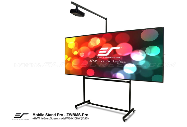 Elite, MOBILE, STAND, TO, SUIT, ELITE, SCREENS, WHITEBOARD,