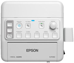 Epson, Projector, Control, Box, with, audio, control, &, cable, Managment,