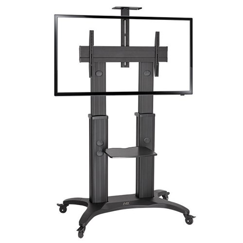 HEIGHT, ADJUSTABLE, TROLLEY, FOR, TV, SCREEN, SIZE, 55, -80, MAX, 56.8KG,