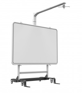 Vision, TM-WBP, Motorized, up/down, Portable, Whiteboard, Stand,