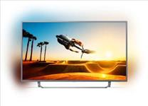 "Philips, 7300, series, 164, cm, (65""), 4K, Ultra, Slim, TV, powered, by, Android, TV, with, Ambilight, 3-sided, Quad, Core, 16GB, D,"