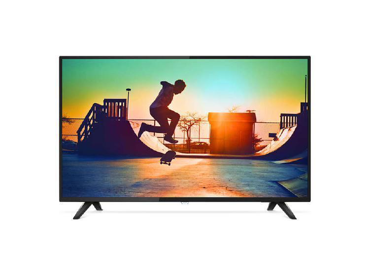 "Philips, 6000, series, 126, cm, (50""), 4K, Ultra, Slim, Smart, HD, LED, TV, Quad, Core, DVB-T/T2, 3, Year, Onsite, Warranty,"